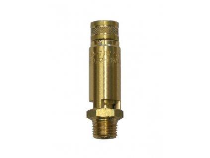 """Pojistný ventil 1/2"""" (různé velikosti) - Press Hammer"""