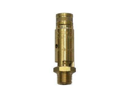 """Pojistný ventil 1/4"""" (různé velikosti) - Press Hammer"""