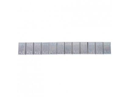 Samolepící závaží 12x5g, pásek 60g, Zn