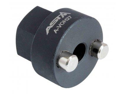 Hlavice - klíč 24,2x8,5 mm, na pružné podložky předních tlumičů VOLVO - ASTA