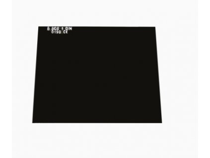 Svářecí skla 110 x 90 mm, stupně tmavosti čísel DIN 8 - 14, ke svářecí kukle SK100