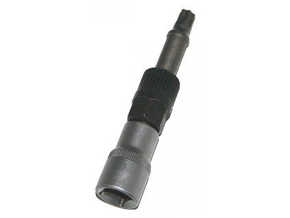 "Klíč na řemenice alternátoru TORX T50, 33 hran, čtyřhran 1/2"" - SATRA"
