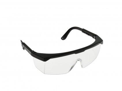 Brýle ochranné, čiré, nastavitelné, EN 166-F