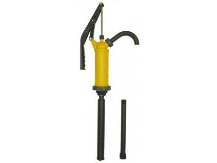 Ruční čerpadlo pákové sudové, na benzín, naftu, olej a další kapaliny