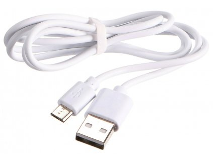 Náhradní napájecí kabel USB/micro-USB, délka 1m, pro difuzéry Diamond Car SIXTOL