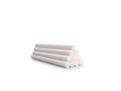 Vatové tyčinky do aroma difuzerů univerzální, 92 x 7 mm, sada 10 ks - SIXTOL