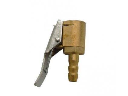 Hustící koncovka 8mm - průchodná