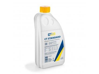 Chladicí kapalina - nemrznoucí směs CT Standard žlutozelená, různé objemy - Cartechnic