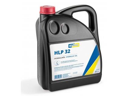 Hydraulický olej HLP 32, 5 litrů - Cartechnic