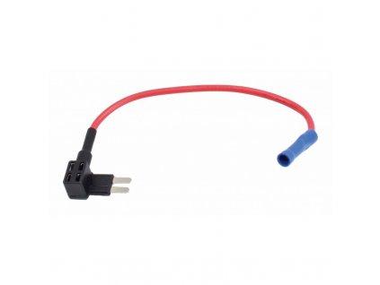 Pojistkový adaptér pro pojistky micro2, 32 V 3 - 30 A - SATRA