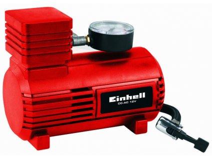 Kompresor do auta CC-AC 12V, 18 bar, hadice 450 mm - Einhell Car Classic