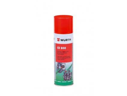 Měděný sprej 300 ml - WURTH CU 800
