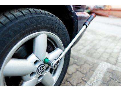 "Momentový klíč 1/2"" 60-350 Nm, s certifikátem - QUATROS QS58350"