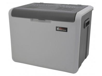 Chladící box do auta 230/12V TAMPERE, 40 litrů, pojízdný - COMPASS