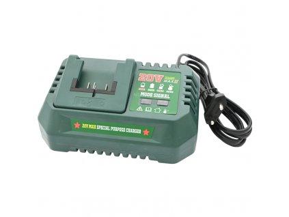 Nabíječka baterií Li-Ion 20V, řada K - Tiger