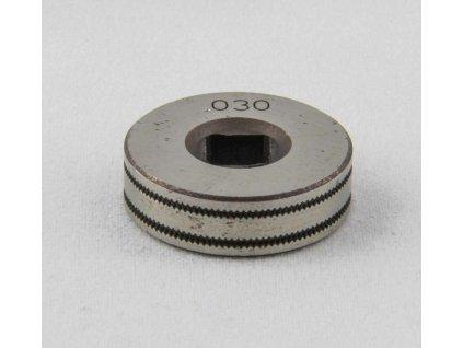 Kladka 0,9 - 1,2 mm, pro svářečku na plněný drát SV120-F