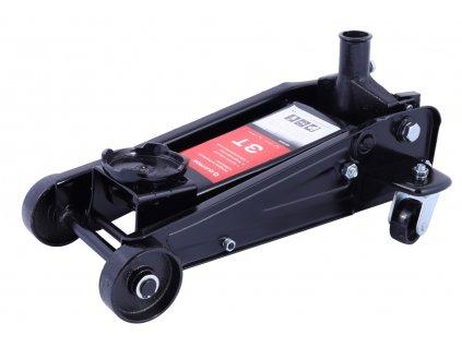 Hydraulický zvedák pojízdný 3 t, 135-495 mm - QUATROS QS19133