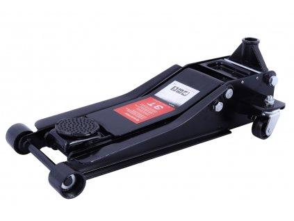 Hydraulický zvedák pojízdný 3 t, extra nízkoprofilový 75-500 mm - QUATROS QS19134