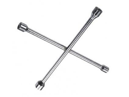Klíč křížový na kola 17, 19, 21, 23 mm