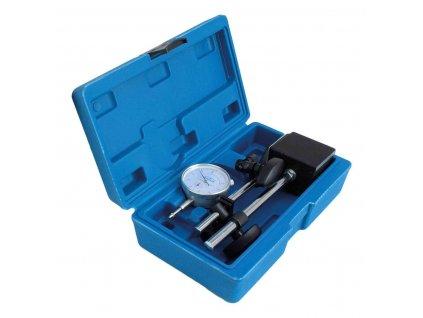 Magnetický stojan, stativ + úchylkoměr, rozsah 0 - 10 mm - SATRA