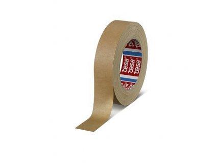 Maskovací páska krepovaná, lakýrnická, 25 mm x 50 m