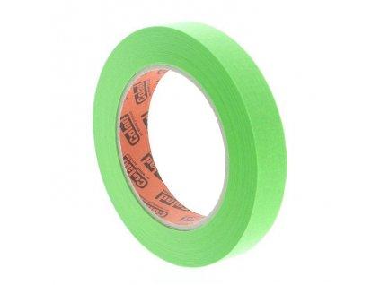 Maskovací páska lakýrnická Aqua Dynamic, 19 mm x 50 m, odolná vysokým teplotám - COLAD