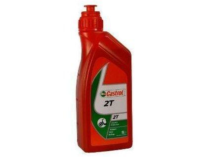 Motocyklový olej Castrol 2T 1L