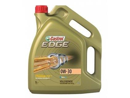 Motorový olej Castrol EDGE 0W30 TITANIUM FST 5L