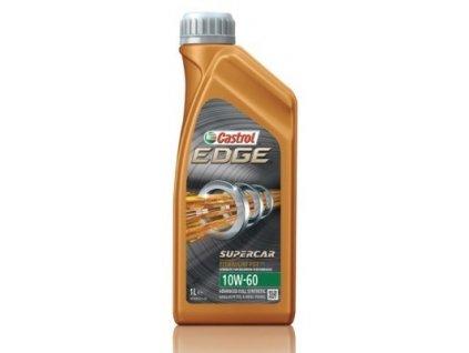 Motorový olej Castrol EDGE TITANIUM FST SUPERCAR 1L 10W60