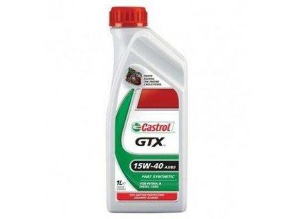 Motorový olej Castrol GTX 15W40 1L