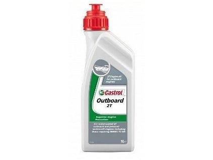 Motorový olej Castrol OUTBOARD 2T 1L