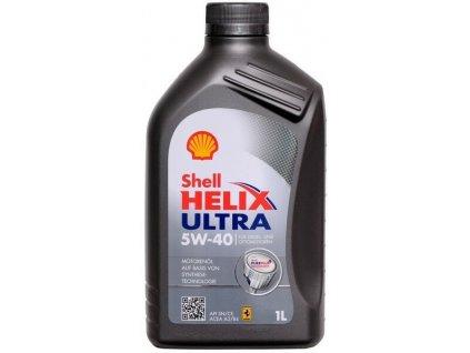 Motorový olej Shell Helix Ultra 5W-40 1L