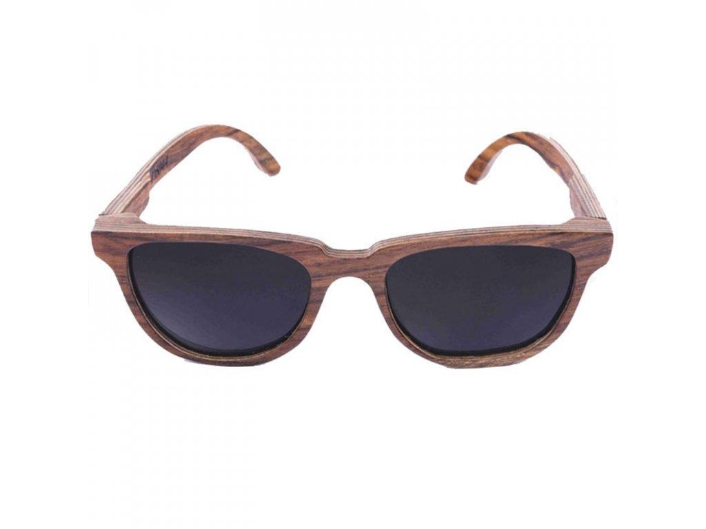 Dřevěné sluneční brýle Tágo
