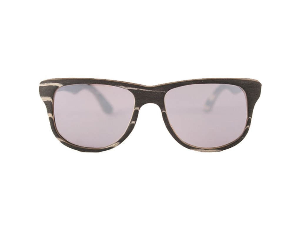 Dřevěné sluneční brýle Tofino