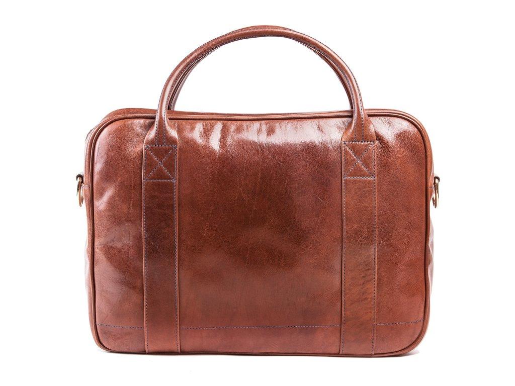 ... Kožená Messenger taška 58329eee218