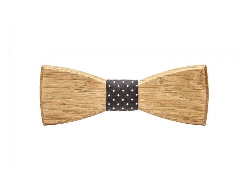 Dřevěný motýlek - Coloo
