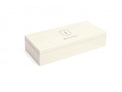 Dřevěná krabička pro dřevěný motýlek Bewooden