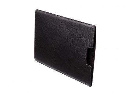 """Kožený obal na MacBook 12"""", Černý"""