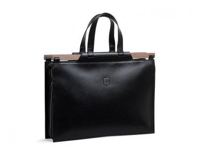 Luxusní kožená pánská taška Nox Virilia Handbag | Klukovna.cz