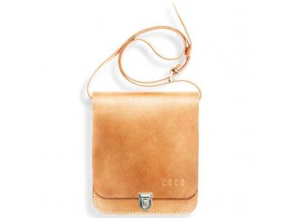 Kožená taška - Sapir