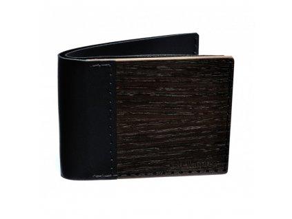 Dřevěná peněženka Nox Tenebra