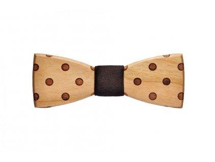 Dřevěný motýlek - Dolo