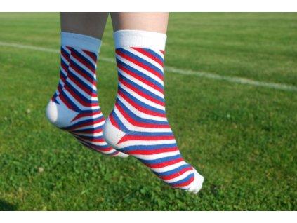 Ponožky Trikolóry