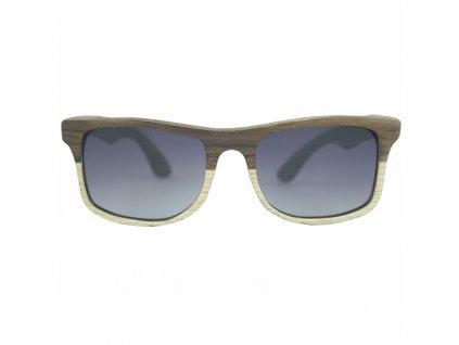 Dřevěné sluneční brýle Montauk