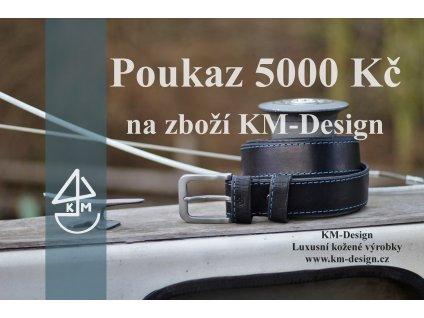 darkovy poukaz 5000Kc