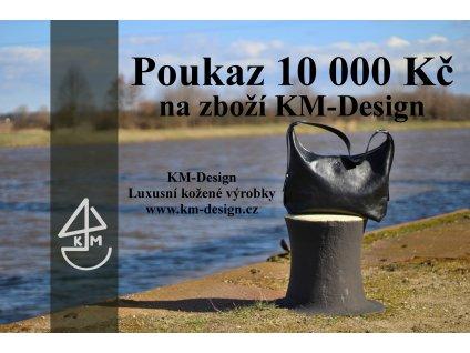 darkovy poukaz 10 000kc