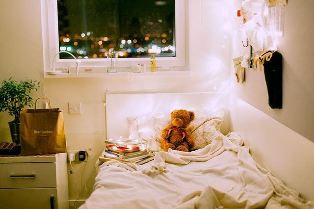 Sprievodca výberom dievčenských postelí pre malé princezné