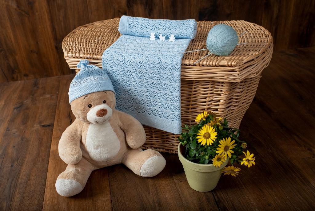 Prečo ručne vyrábané pletené deky?
