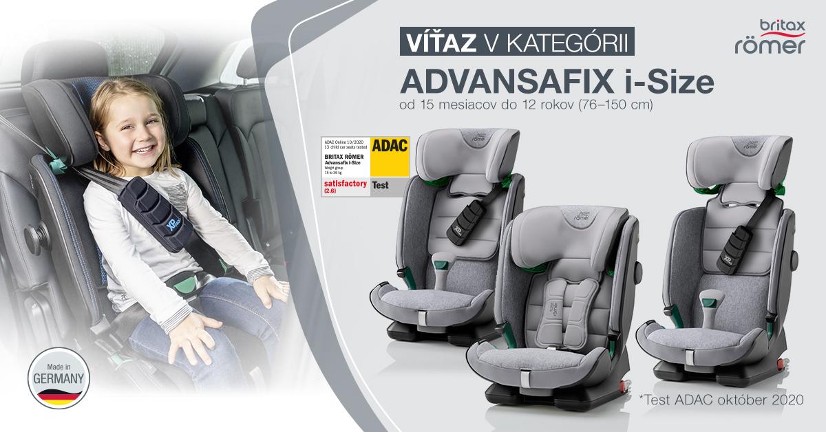 Britax Advansafix i-size
