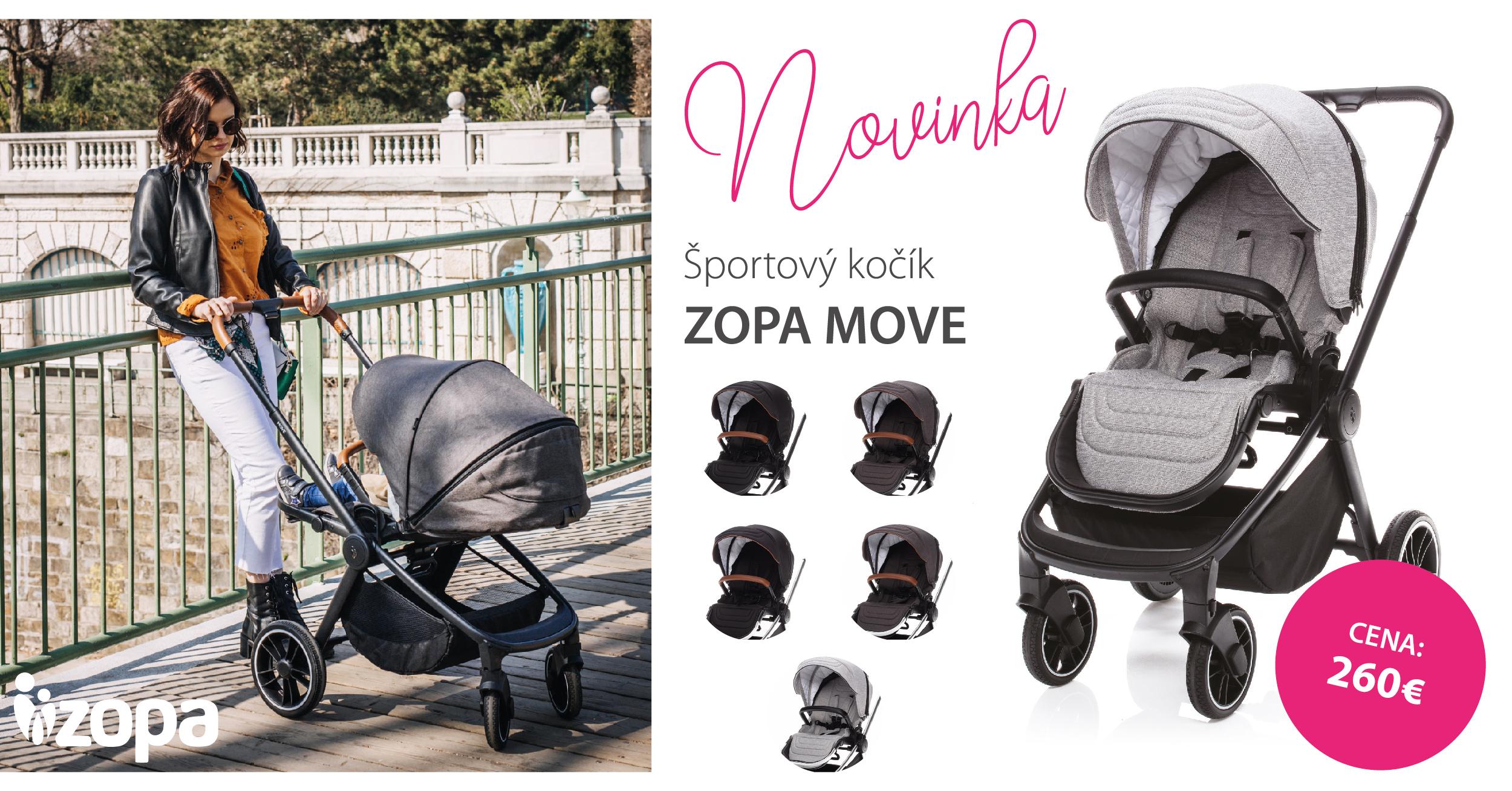 Zopa Move